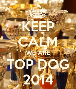 keep-calm-we-are-top-dog-2014